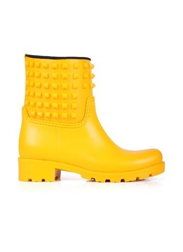 Oblavion Yağmur Çizmesi Sarı
